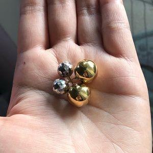 Jewelry - Real 18K Gold Earrings
